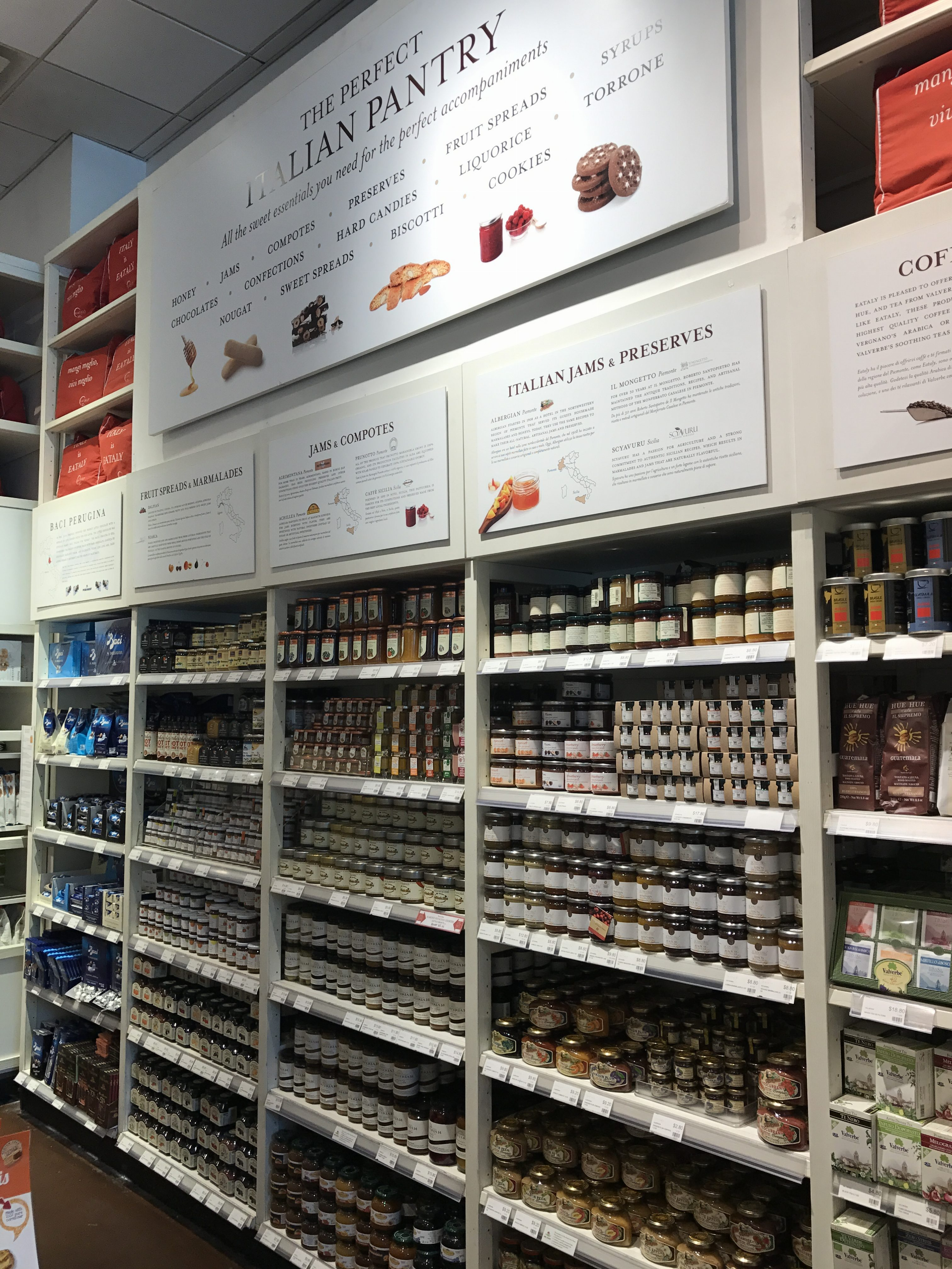 Little Eataly – The New York Experience